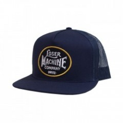 "LOSER MACHINE キャップ ""RICHMOND"" (Navy)"