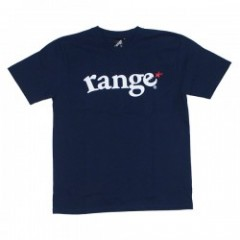 "range ""RG SUPER HEAVY WEIGHT 10.2OZ TEE"" (Navy)"