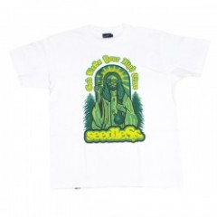 "seedleSs Tシャツ ""J+CROSS+GREEN S/S TEE"" (White)"