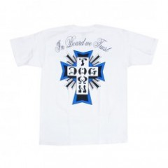 "DOGTOWN Tシャツ ""BOARD WE TRUST TEE"" (White)"