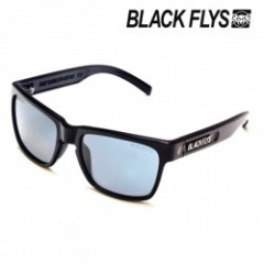"BLACKFLYS サングラス ""FLY LIZARD SKIN"" (Black/Lt.Blue)"