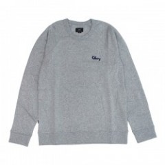"OBEY クルースウェット ""LOFTY CHAIN STITCH CREW"" (H.Gray)"