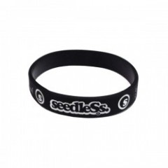 "seedleSs ラバーバンド ""seedleSs RUBBER BAND"" (Black)"