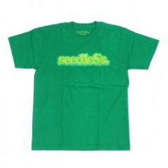 "seedleSs Tシャツ ""COOP TEE Regular"" (Green)"