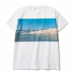 "★30%OFF★ CRIMIE Tシャツ ""PHOTO V NECK T-SHIRTS"