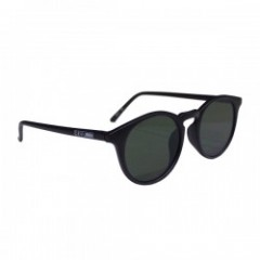 "Deviluse サングラス ""ROUND SUNGLASS"" (Black)"