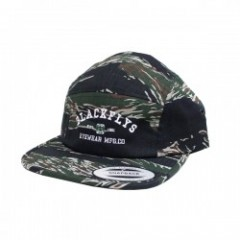 "BLACKFLYS キャップ ""ATHLETIC JET CAP"" (Tiger Camo)"