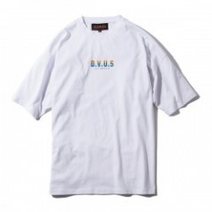 "Deviluse Tシャツ ""WORLD PEACE TEE"" (White)"