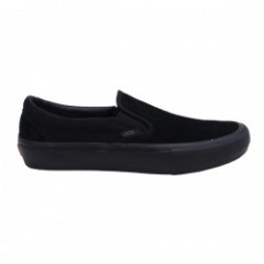 "VANS ""SLIP-ON PRO"" (Blackout)"