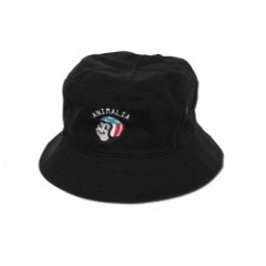 "ANIMALIA ハット ""CHEESY RIDER HAT"" (Black)"