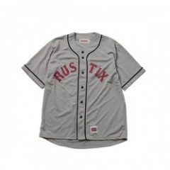 "ANIMALIA S/Sシャツ ""BB PLAYER SHIRTS"" (Gray)"
