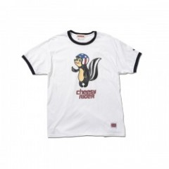 "ANIMALIA ""CHEESY RIDER (Champion)"" Wh/Bk"