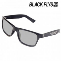 "BLACKFLYS サングラス ""FLY CHARGER"" (Black/PC Smoke Pol)"