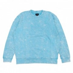 "OBEY クルースウェット ""FADE PIGMENT CREW SWEAT"" (C.Blue)"