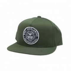 "OBEY キャップ ""CLASSIC PATCH SNAPBACK CAP"" (Olive)"
