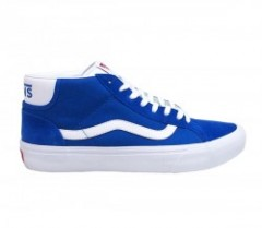 "【50周年モデル】VANS ""MID SKOOL PRO"" (50TH) 79 Blue/White"