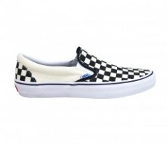 "【50周年モデル】VANS ""SLIP-ON PRO"" (50TH) 82 Checkerboad"