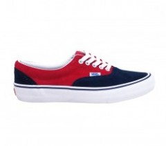 "【50周年モデル】VANS ""ERA PRO"" (50TH) 76 Navy/Red"