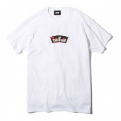 "Deviluse Tシャツ ""LOGO&CHERRY TEE"" (White)"