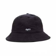 "OBEY ハット ""FREDERICK BUCKET HAT"" (Black)"