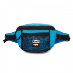 "OBEY ウエストポーチ ""CONDITIONS WAIST BAG"" (Pure Teal)"