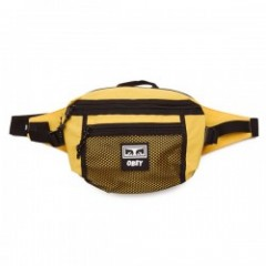 "OBEY ウエストポーチ ""CONDITIONS WAIST BAG"" (Energy Yellow)"