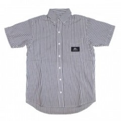 "★30%OFF★ Deviluse S/Sシャツ ""STYX STRIPE SHIRTS"""