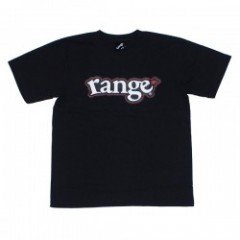 "range ""RANGE TRIPLE LOGO TEE new version"" (Black)"