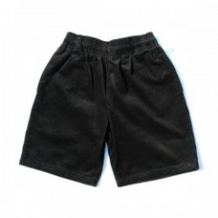 "COOKMAN ショーツ ""CHEF SHORT PANTS"" (Corduroy / Black)"