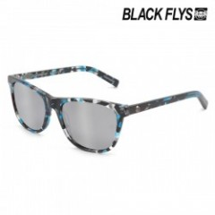 "BLACKFLYS サングラス ""FLY NORWOOD"" Bl.Havana/Sil Mr Pol"