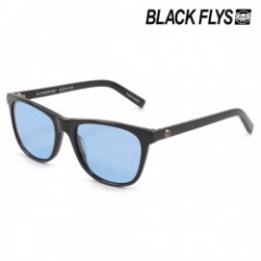 "BLACKFLYS サングラス ""FLY NORWOOD"" (Black/Lt.Blue Pol)"