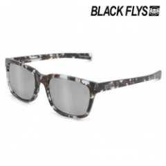 "BLACKFLYS サングラス ""FLY HADLEY"" Dull Blue/Sil Mr Pol"