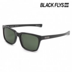 "BLACKFLYS サングラス ""FLY HADLEY"" (Black / Green Pol)"