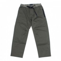 "ROARK REVIVAL x GRAMICCI パンツ ""WASHED COTTON ST TRAVEL PANTS - RELAX TAPERED"" (Army)"