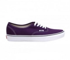 "★30%OFF★ VANS ""AUTHENTIC"" (Plum Purple/True White)"