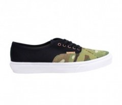 "★30%OFF★ VANS ""AUTHENTIC CA"" (MULTICAMO) Black"