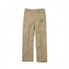 "ANIMALIA ""ANGLER PANTS 17SU (Dickies body)"" Khaki"