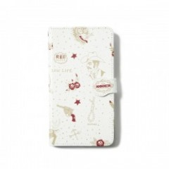 "ANIMALIA ""GENERAL PHONE CASE LIBERTINE"" (White)"