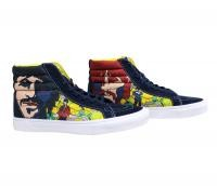 "★30%OFF★ VANS×THE BEATLES ""SK8-HI REISSUE"""