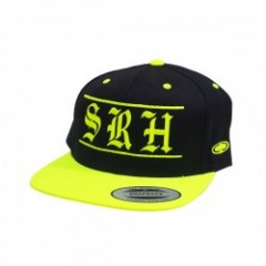 "SRH キャップ ""SUPPLIER CO SNAPBACK CAP"" (Black)"