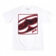 "SRH Tシャツ ""BOXED IN TEE"" (White)"