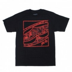 "SRH Tシャツ ""BOXED IN TEE"" (Black)"