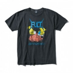 "FUCT SSDD Tシャツ ""BRAINWASHED TEE"" (Black)"