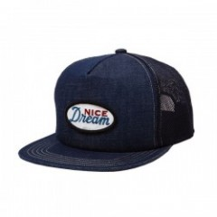 "RADIALL キャップ ""OVER THE TOP MESH CAP"" (Indigo)"