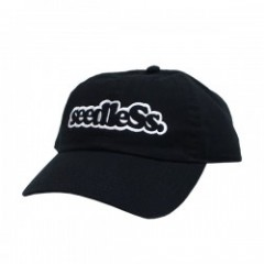 "seedleSs キャップ ""SD NEW HATTAN LOW CAP"" (Black)"