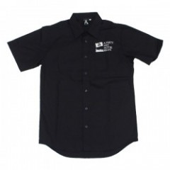 "AFFECTER S/Sシャツ ""CHAOS WORK SHIRTS"" (Black)"