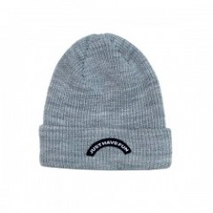 "JHF ビーニー ""ARCHED BEANIE"" (Heather Gray)"