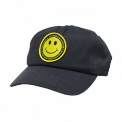 "JHF キャップ ""HAVE A NICE DAY SNAPBACK CAP"" (Black)"