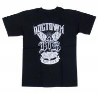 "DOGTOWN Tシャツ ""FOR LIFE TEE"" (Black)"