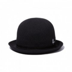 "RADIALL ハット ""DUBWISE BOWLER HAT"" (Black)"
